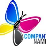 ������, ������: Kalmyk butterfly logo