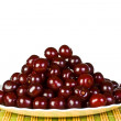 Ripe juicy cherries - Stock fotografie