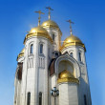 The All Saints Temple, Mamaev Hill, Volgograd, Russia — Stock Photo #11811391