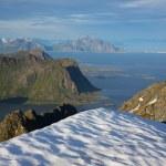 Norwegian coast — Stock Photo #11801260