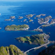 Stock Photo: Scenic view on Lofoten