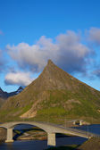 Ponts sur lofoten — Photo