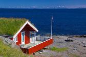 休暇用の別荘 — ストック写真