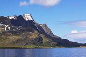 Picturesque Lofoten — Stock Photo