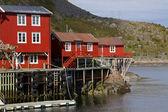 Rybářský přístav — Stock fotografie