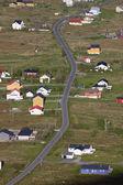 北欧の村 — ストック写真