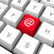 E-Mail button 2 — Stockfoto #11088078
