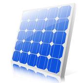 Painel solar — Vetor de Stock
