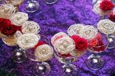Hochzeitsdekoration — Stockfoto