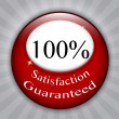 Satisfaction Guaranteed seal — Stock Vector