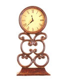 ビンテージ金属時計 — ストック写真