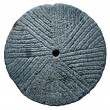 Stock Photo: First millstone down side