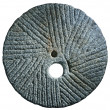 Stock Photo: Second millstone up side