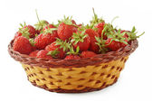 Strawberry-strawberry — Stock Photo