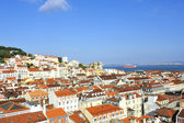 Lisbonne portugal — Stock Photo