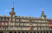 Plaza Mayor, Madrid — Fotografia Stock
