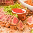 Royalty-Free Stock Photo: Seared Ahi