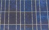 Field of solar panels — Stock Photo