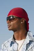 若いアフリカ系アメリカ人 — ストック写真