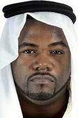 Young arabian man — Stock Photo