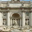 Fontandi Trevi — Stock Photo #11027887