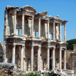 Library of Celsus — Stockfoto