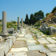 Romruins at Ephesus in Turkey — Stock Photo #11028321