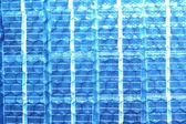 Solar cell generating alternate energy — Stock Photo