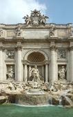 Fontana di Trevi — Stock Photo