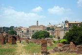 рим - il-foro romano, римский форум — Стоковое фото