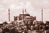 Hagia Sophia world heritage site — Stock Photo
