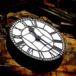 Church Clock - Stockfoto