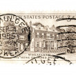 Vintage US postage stamps — Stock Photo #11035687