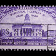 Vintage US commemorative postage stamps — Stock Photo #11035982