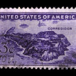 Vintage US commemorative postage stamp — Stock Photo #11036008