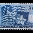 Vintage US commemorative postage stamp — Stock Photo #11036057