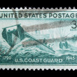 Vintage US commemorative postage stamp — Stock Photo #11036077