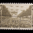 Vintage US commemorative postage stamp — Stock Photo #11036079