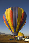 Taos balloon festival — Stock Photo