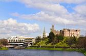 Inverness Castle, Inverness Schottland — Stockfoto