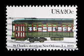 Vintage US commemorative postage stamp — Foto de Stock