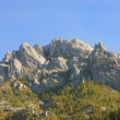 Castle Crags — Stock Photo