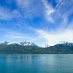 Inland passage of Alaska — Stock Photo