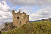Castle Urquhart at Loch Ness in Scotland — Stock Photo