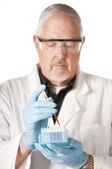 Research scientist — Stock Photo
