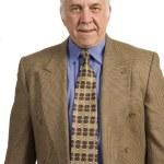 Older businessman — Stock Photo #11110081