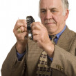Older businessman — Stock Photo