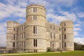 Lulworth castle — Stock Photo