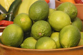 Ripened Limes — Stock Photo