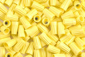 Yellow wirenuts — Stockfoto
